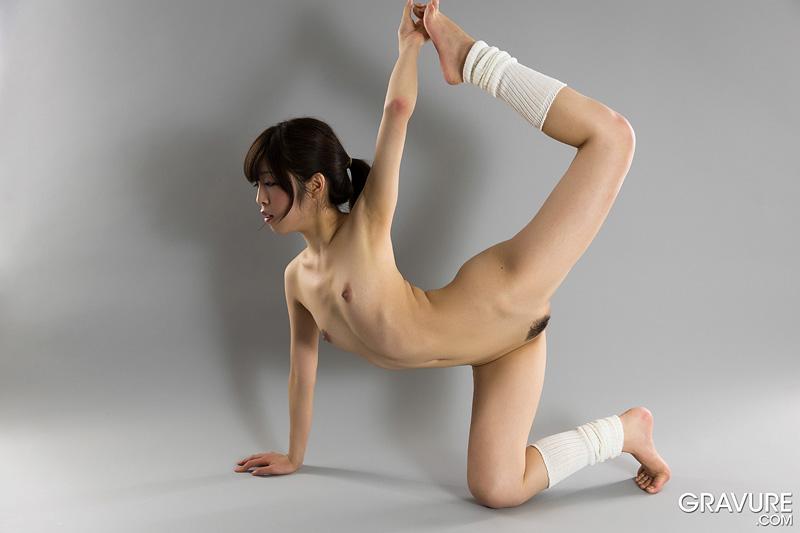 Gymnast lesbian massage - 3 part 4